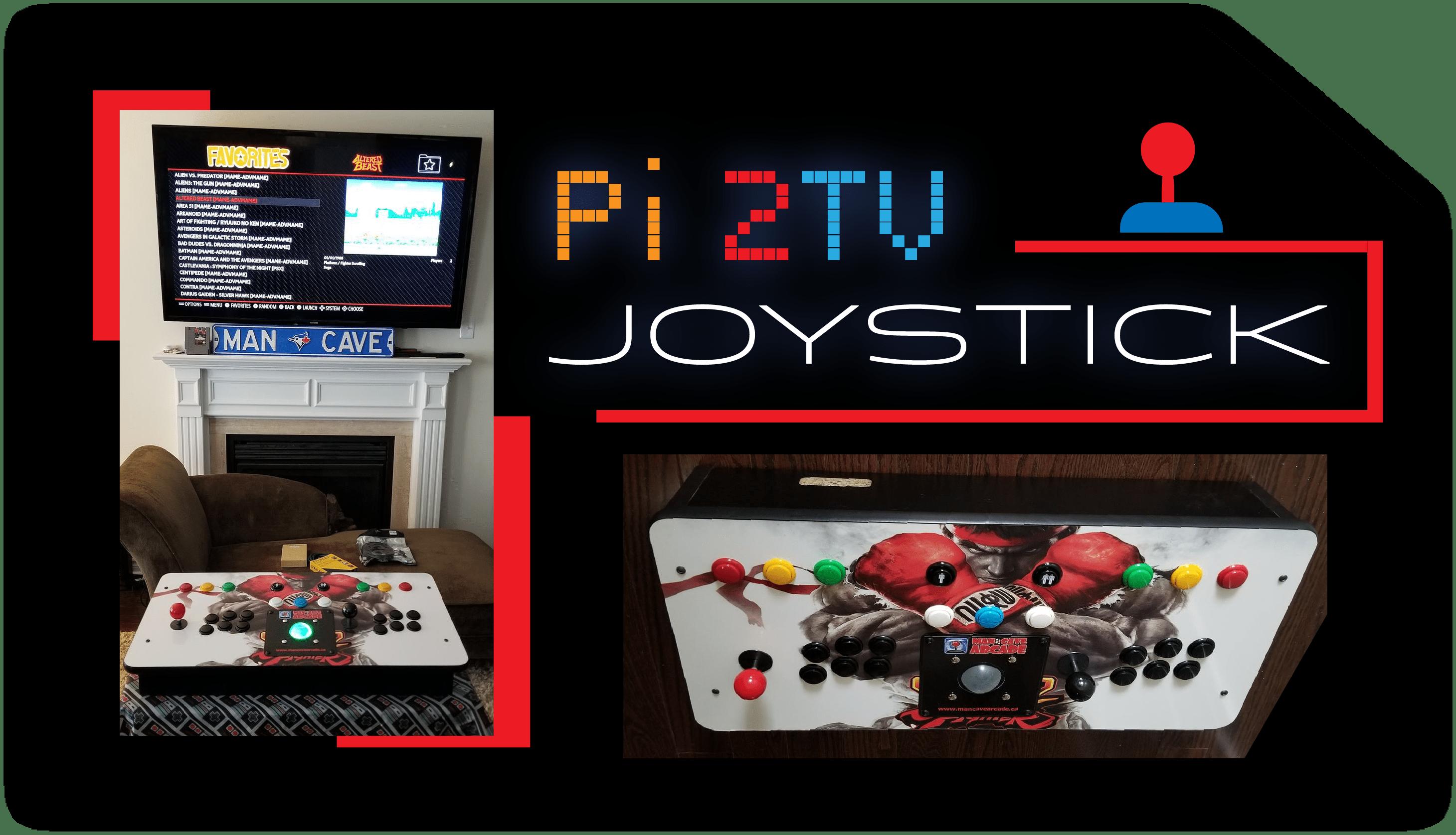 Pi2TV Product